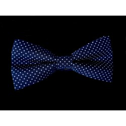 Navy/White First Holy Communion/Special Occasion Bow Tie Style BOW TIE 03