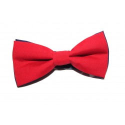 Red/Navy First Holy Communion/Special Occasion Bow Tie Style BOW TIE 05
