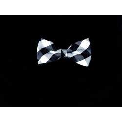 White/Black/Gray First Holy Communion/Special Occasion Bow Tie Style BOW TIE 11