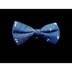 Navy Marine Holy Communion/Special Occasion Bow Style 10-08009E