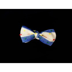 Stripey Holy Communion/Special Occasion Bow Style 10-08009C