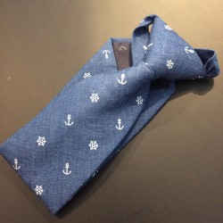 Navy Marine Holy Communion/Special Occasion Boys Tie Style 10-08008E