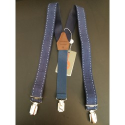 Navy Holy Communion/Special Occasion Suspenders Style 10-09009B