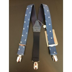 Navy Marine Holy Communion/Special Occasion Suspenders Style 10-09009E