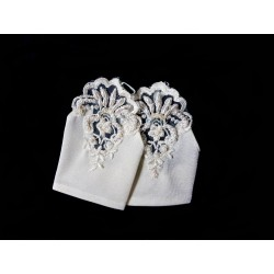 Little People Ivory Communion Gloves 739