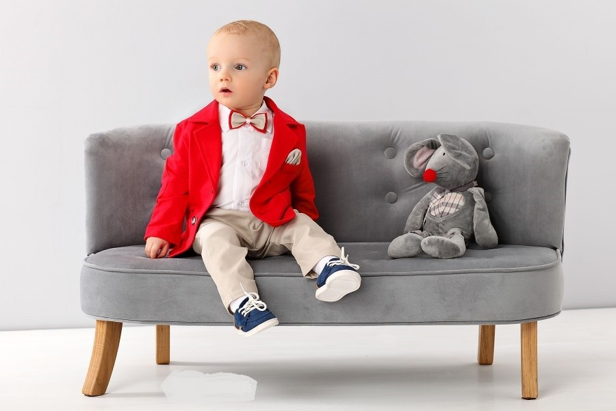 Baby Boy Special Occasion Outfit