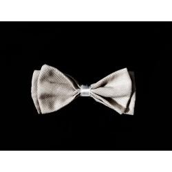 Beige Christening/Baptism Baby Boy Bow Tie Style WM008 BEIGE