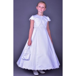 Lovely Communion Dress Poinsettia Style ST1313A