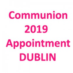 Communion Appointment Drogheda