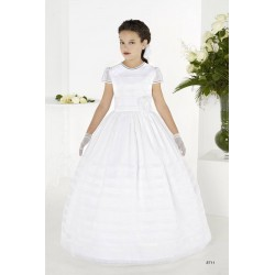 Beautiful First Holy Communion Dress Style 8711