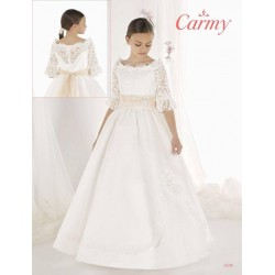 Stunning Ivory First Holy Communion Dress Style 9506