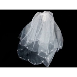 First Holy Communion Veil Style CV155