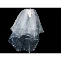 First Holy Communion Veil Style CV157