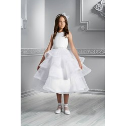 Handmade Holy Communion Dress Style VIVIENNE