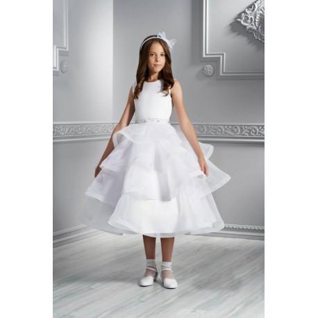 Handmade Holy Communion Dress Style VIVIENNE