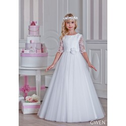 Handmade First Holy Communion Dress Style GWEN