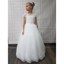 Lovely Handmade First Holy Communion Dress Style ALEXA