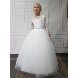 Lovely Handmade First Holy Communion Dress Style BRITTA