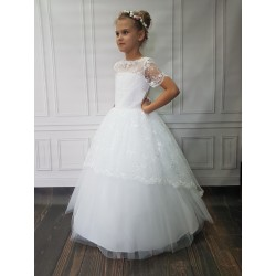 Gorgeous Handmade First Holy Communion Style JOSEPHINE