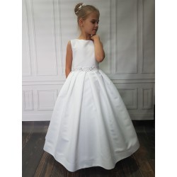 Beautiful Handmade First Holy Communion Dress Style COLETTE