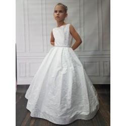 Beautiful Handmade First Holy Communion Dress Style MARTINA