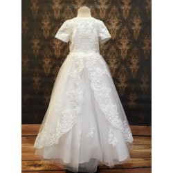 Beautiful First Holy Communion Dress Style CLODAGH