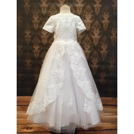 Beautiful First Holy Communion Dress Style CLODAGH