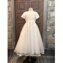 Beautiful First Holy Communion Dress Style CIARA