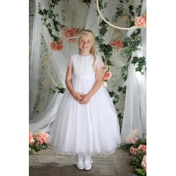 First Holy Communion Dress Style ANNE