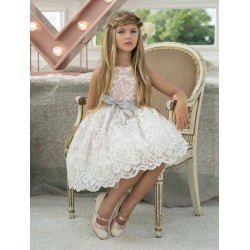 Paisley of London Pink Flower Girl/Special Occasion Dress Style LAYLA