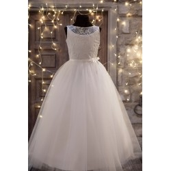 Lovely Handmade First Holy Communion Dress Style MEGGI