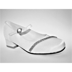 First Holy Communion White Shoes Style LILY