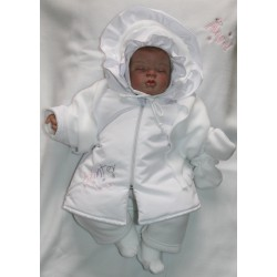 Baby Girl Winter Outfit Jasmin