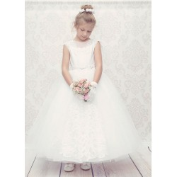 Handmade Communion Dress Style Carmen