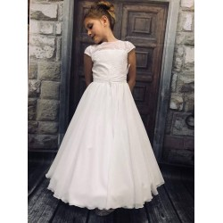 Handmade First Holy Communion Dress Style LUNA