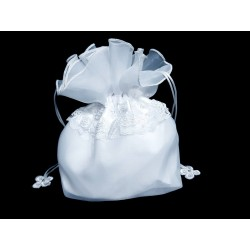 White First Holy Communion Handbag Style 6009