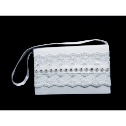 White First Holy Communion Handbag Style 6007