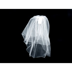 White First Holy Communion Veil Style 2096