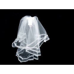 White First Holy Communion Veil Style 2101