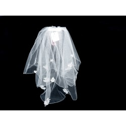 First Holy Communion Veil Style 1959