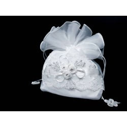 Richly Decorative First Holy Communion Bag Style 5389