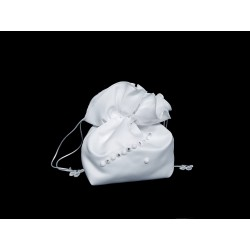 Satin First Holy Communion Handbag Style 6015