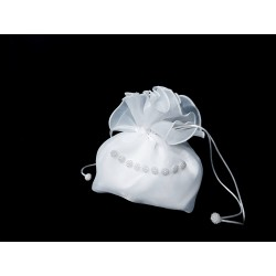 White First Holy Communion Handbag Style 6013