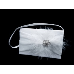 White First Holy Communion Handbag Style 3902