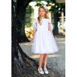 White Confirmation/Special Occasion Dress Style 10A/SM/19