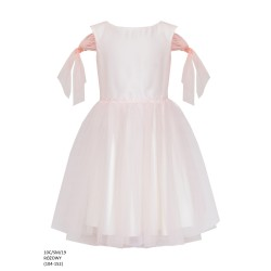 Beautiful Pink Confirmation/Special Occasion Dress Style 10C/SM/19