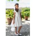 Elegant Ivory Confirmation Dress Style 17/SM/19