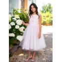 Beautiful Pink Confirmation Dress Style 28/SM/19