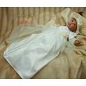 Handmade Christening Gown Margo