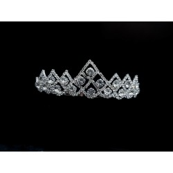 First Holy Communion Tiara by Little People Style 5864
